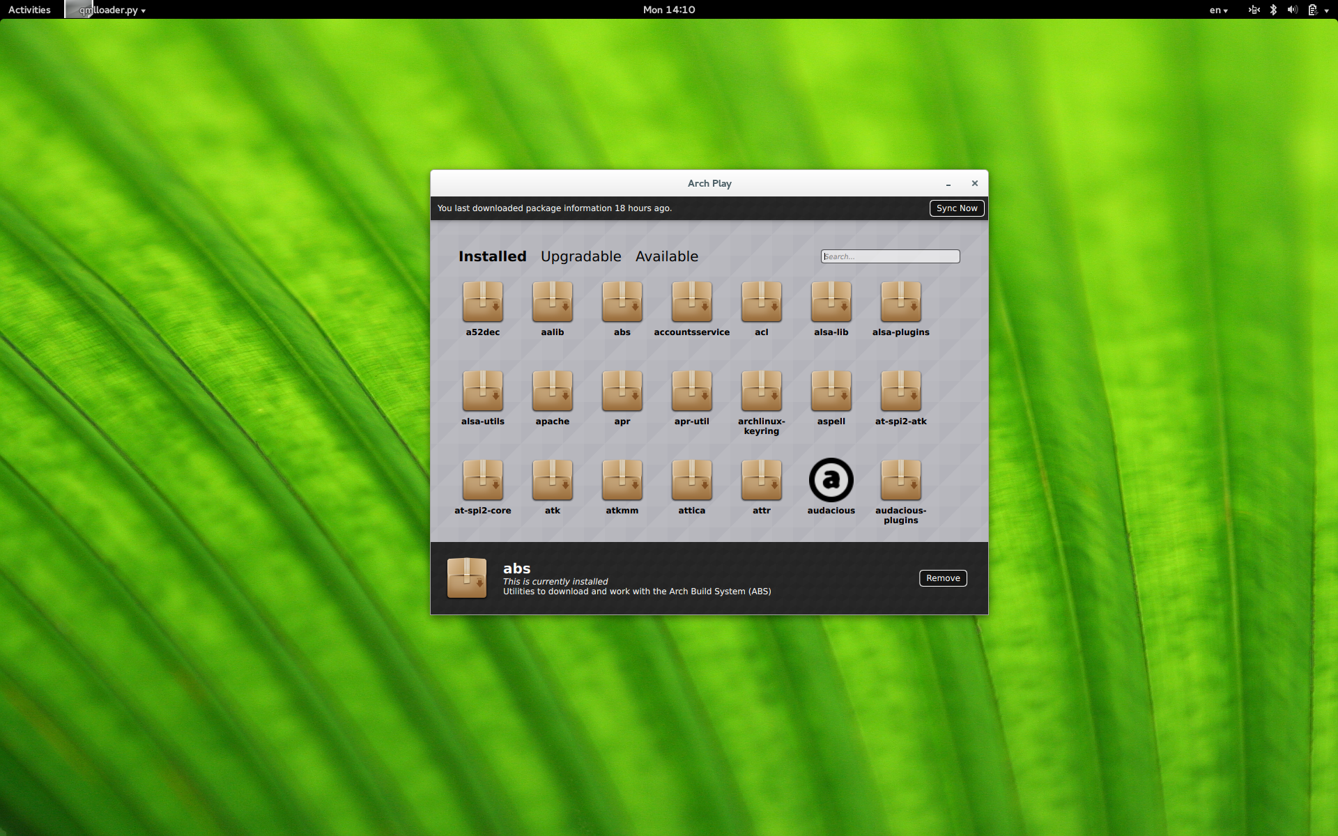Open source software ma lys mcardle for Grow room software